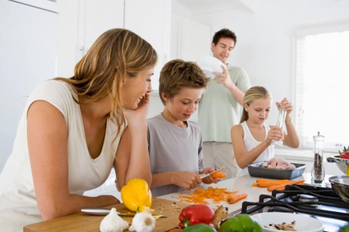 Μαγειρέψτε με το παιδί σας!