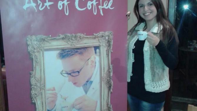 Costa Coffee Masterclass