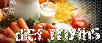 Διατροφικοί μύθοι-Ποια είναι η αλήθεια!