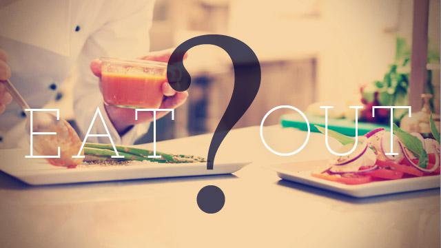 Επιλογές φαγητών με χαμηλά λιπαρά σε εστιατόρια