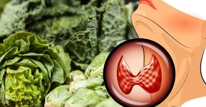 Θυροειδής Αδένας και Διατροφή