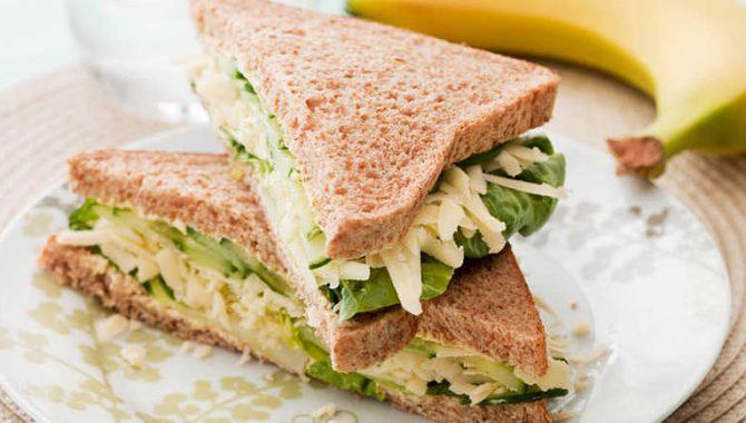 15 έξυπνα, υγιεινά & απολαυστικά σάντουιτς!