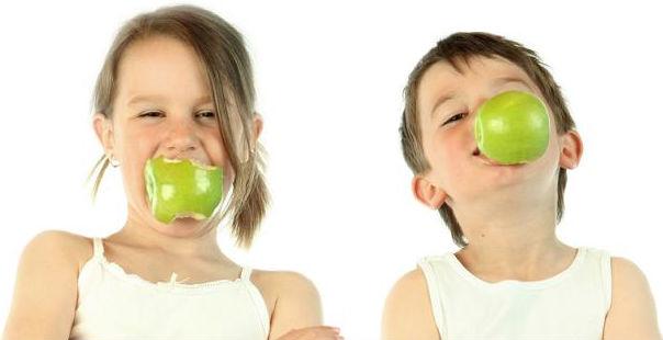 Υγιεινή διατροφή για τα παιδιά σας