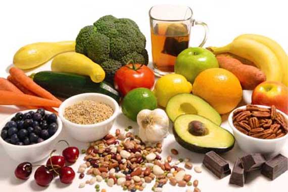8 Σούπερ τροφές κατά της γήρανσης